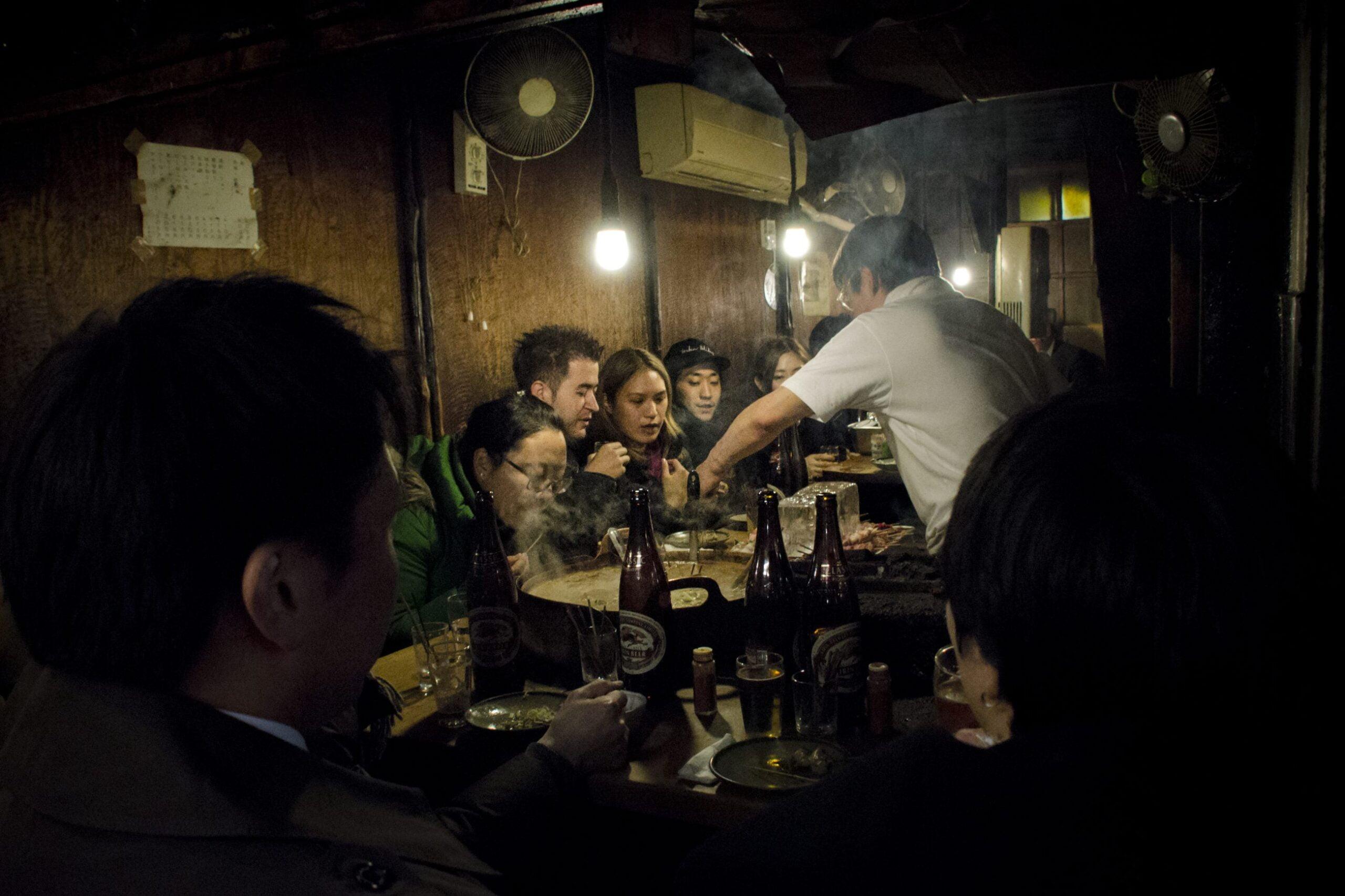 What to Do in One Week in Tokyo: Omoide Yokocho