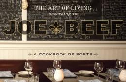 Joe Beef, le livre - Photo: Publisher: Ten Speed Press