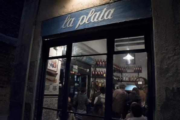 Tapas à Barcelone - La Plata