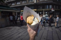 Brussels Tourist Attractions - Fries