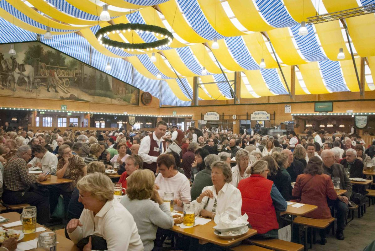 Munich's Oktoberfest - Things to do in Munich, Where to Stay in Munich