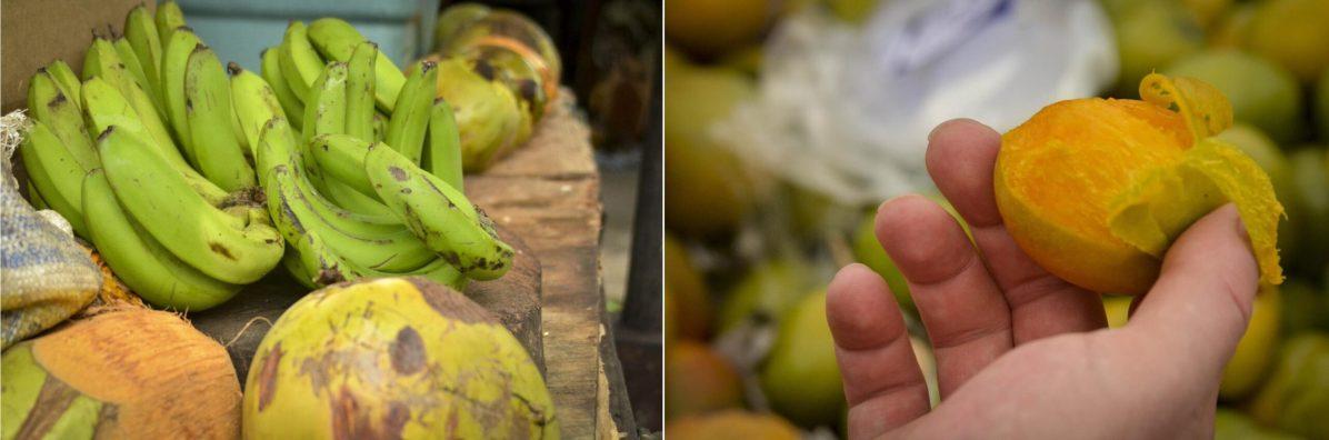 Traditional Jamaican Food - Jamaican fruits