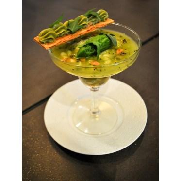 Soupe de kiwi - Photo Courtoisie
