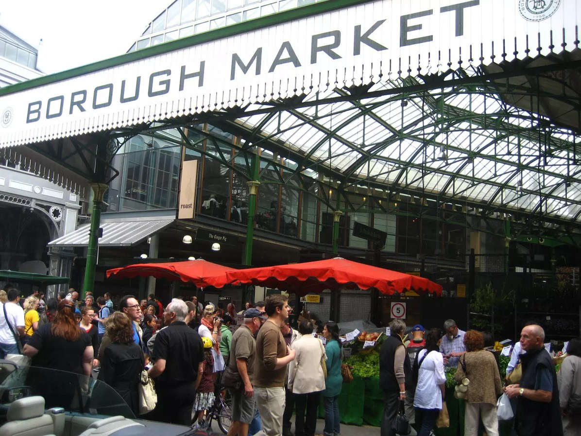 What to Do in London: Borough Market