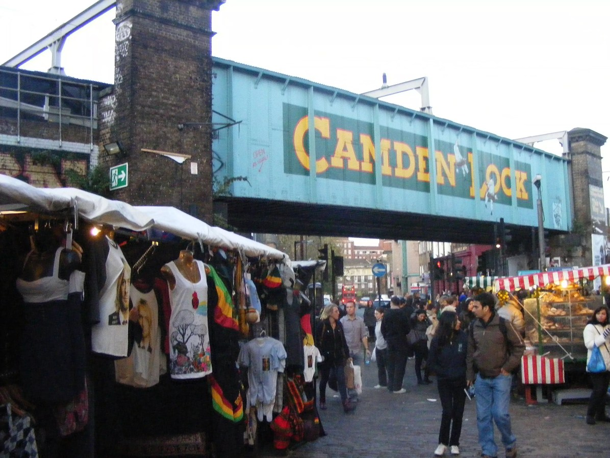 What to Do in London: Camden Market