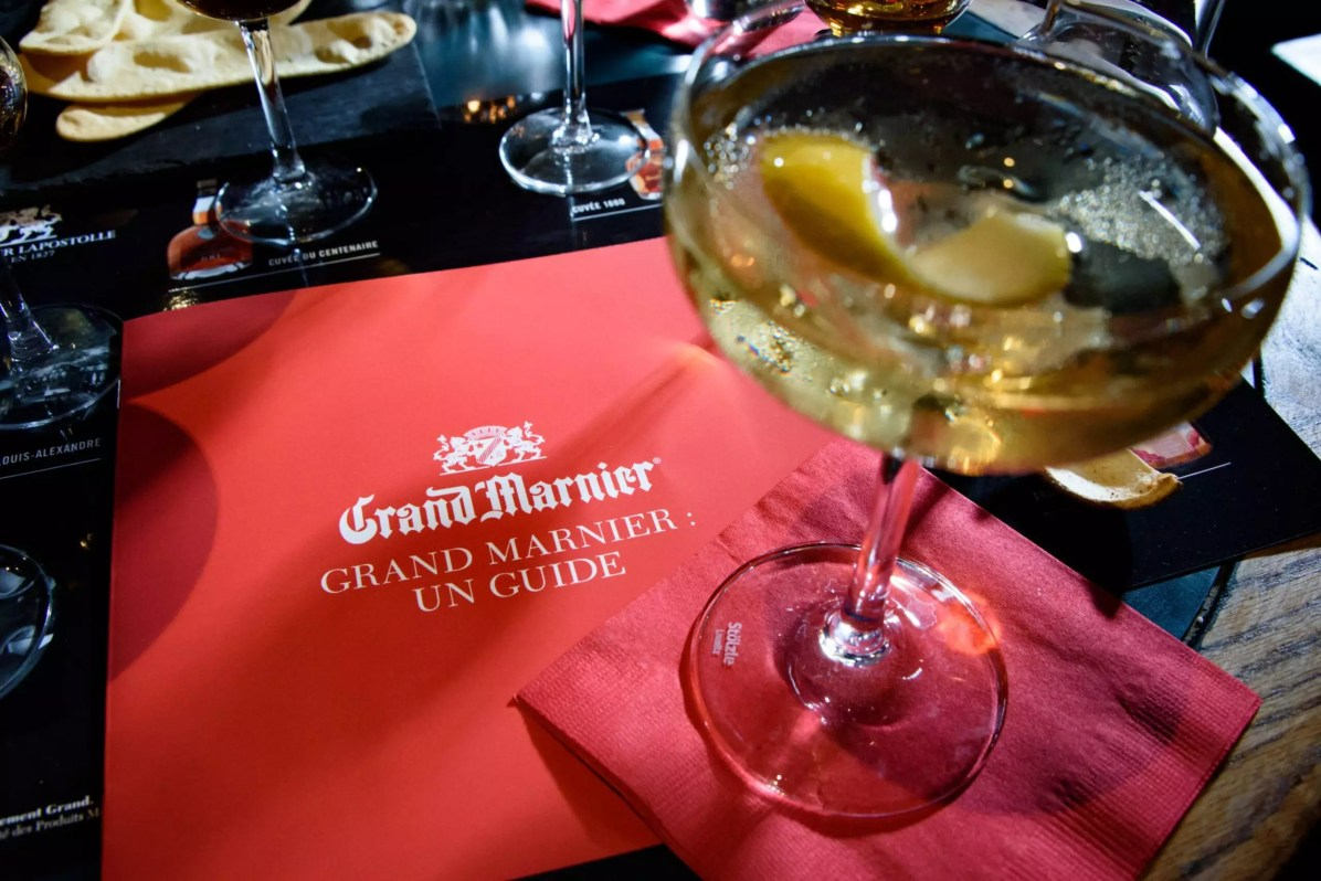 Grand Marnier: Cocktail au Lillet Blanc