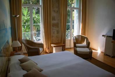 L'hôtel WindsoR à Nice: Une des chambres