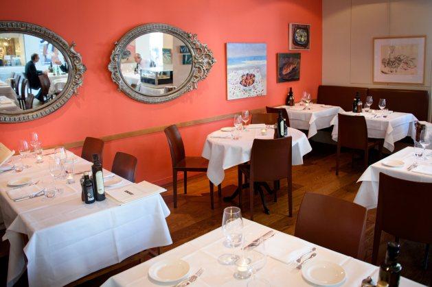 Bianchi: la salle à manger