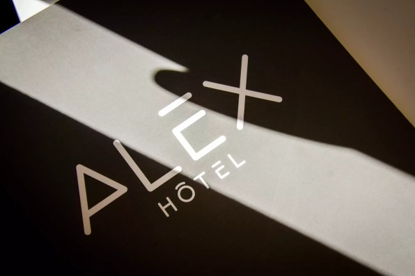 ALEX HOTEL MARSEILLE: It's the little things that count