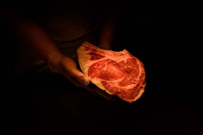 Midtown Grill: Certaines des plus belles coupes de boeuf disponibles