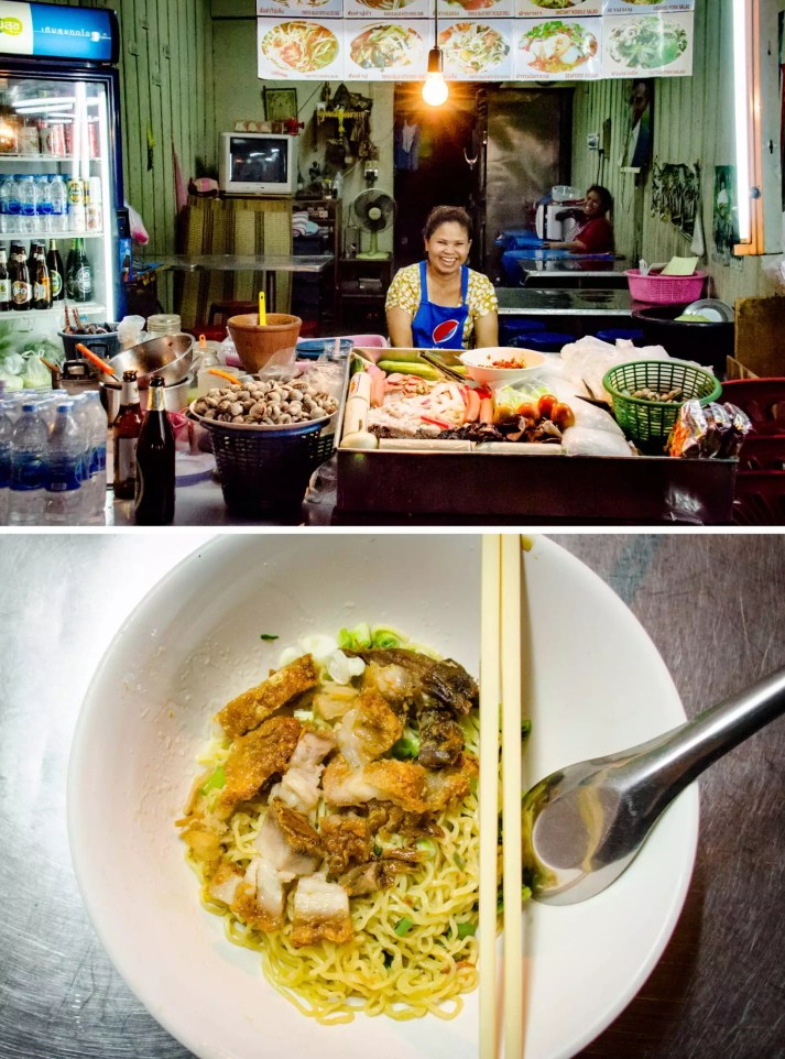 Thailand: For me, Bangkok is food. | Thaïlande: Pour moi, Bangkok, c'est la bouffe.