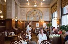 Cafe imperial, Prague