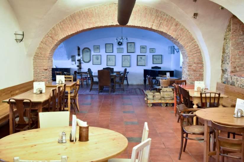 Únětický Pivovar - The Dining Room