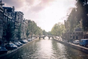 Amsterdam, 2002... Yes, It's Taken Using a Disposable Camera!