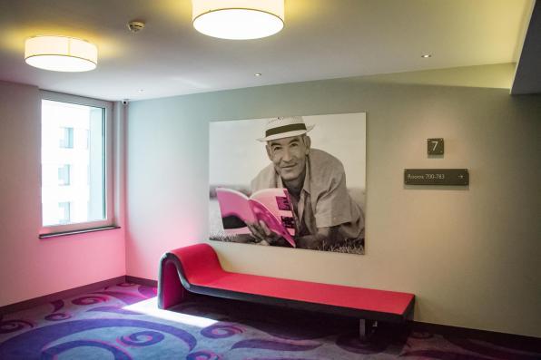 Hôtel Bruxelles: Hôtel Thon EU - À l'étage