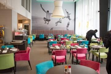 Hôtel Thon EU - Le restaurant