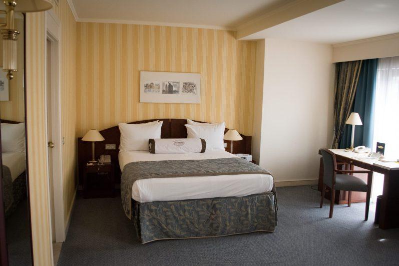 Hôtel à Bruxelles - Le Châtelain - Les chambres