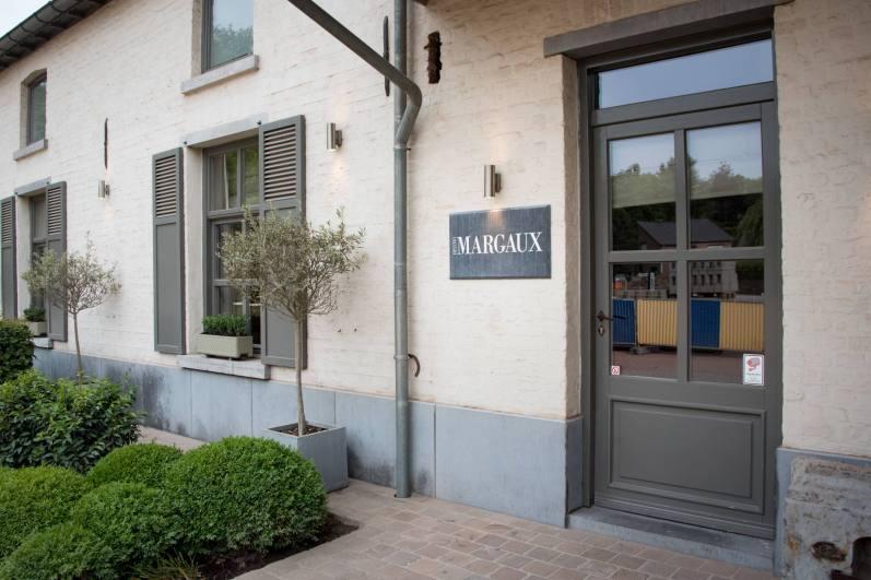 Bistro Margaux, restaurant étoilé, Bruxelles: La façade
