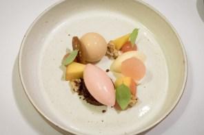 Bistro Margaux, Bruxelles: Premier dessert