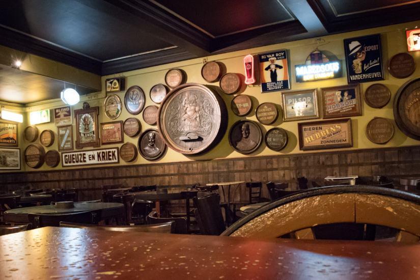 Delirium Café, bar à bière à Bruxelles: Le Delirium Hoppy Loft