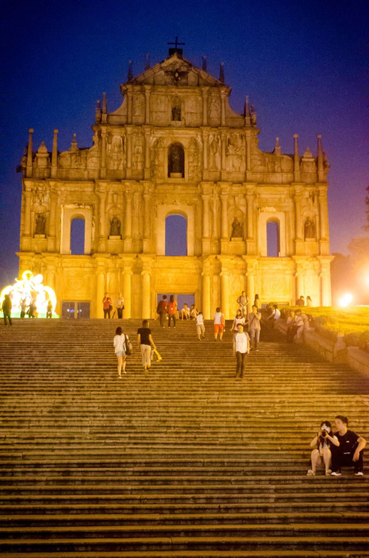 Pays qui profitent le plus du tourisme - Macao - Photo © Cedric Lizotte