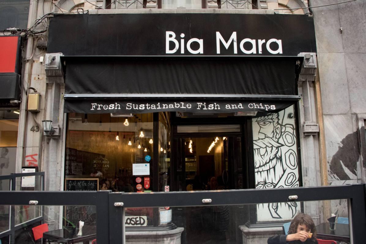 Bia Mara, Brussels