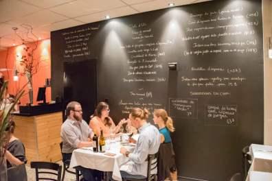 Tandem, restaurant apportez votre vin dans Villeray