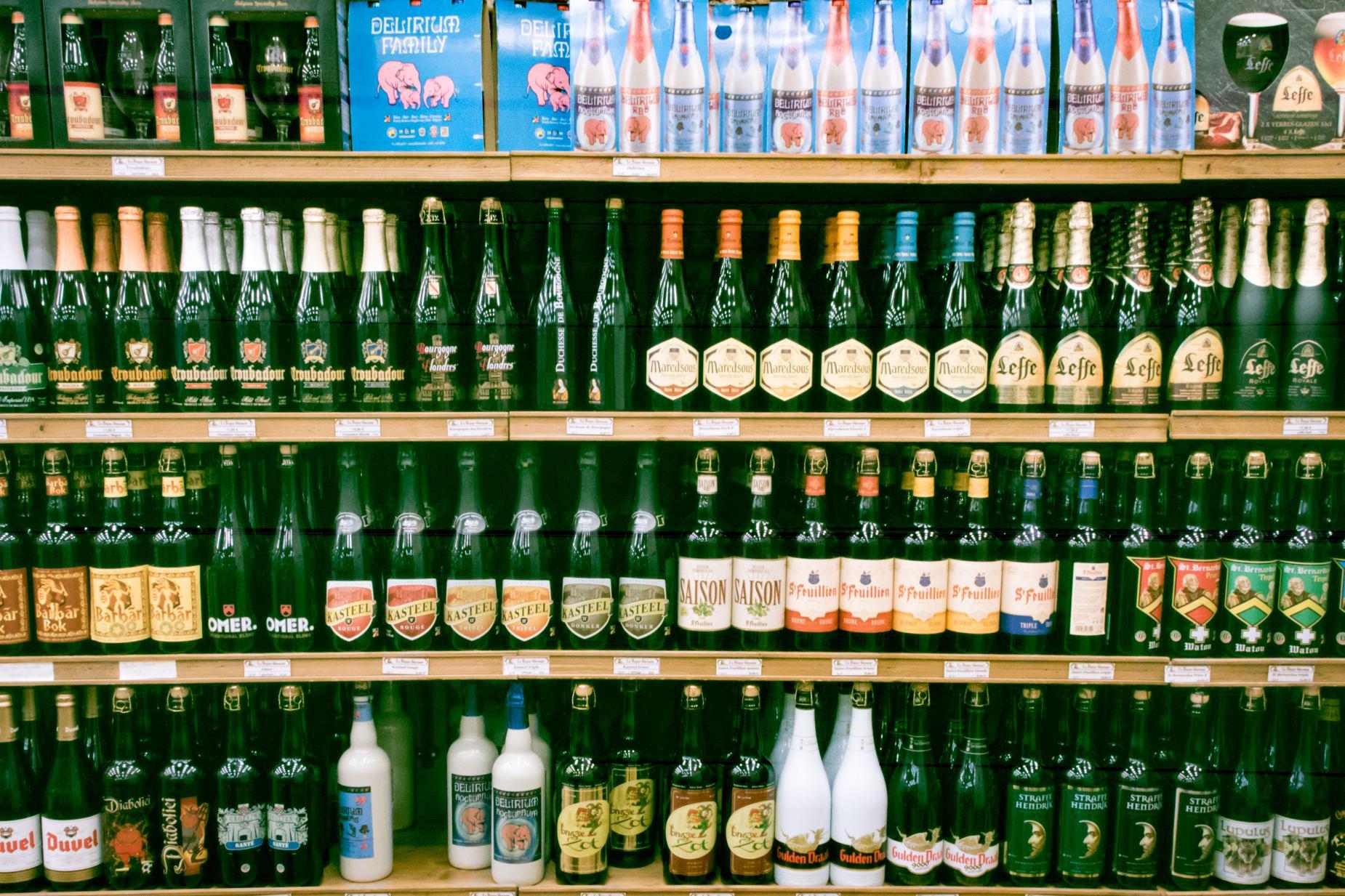 Bruxelles foodie - Bières belges   Belgian Beers
