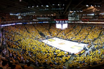 Oracle Arena - California