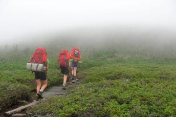 Appalachian Trail. Ideal for Family Travel Adventure