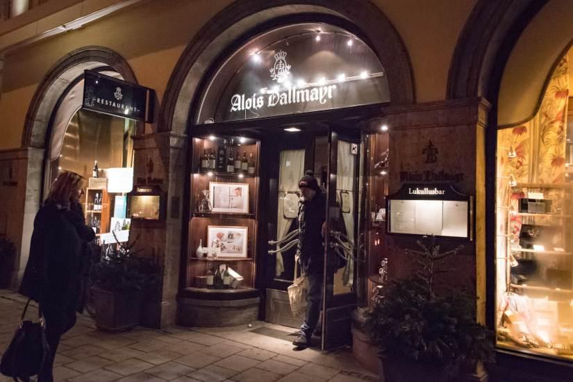 Dallmayr, restaurant à Munich
