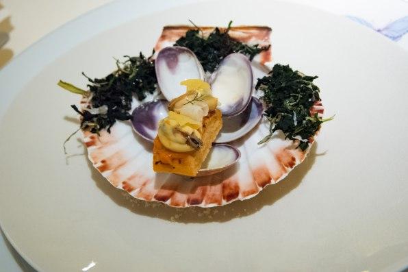 Dallmayr, restaurant à Munich: Plat de moules