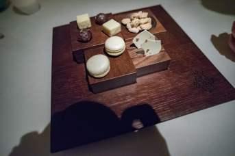 Dallmayr, restaurant à Munich: Le plateau de desserts