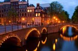 Amsterdam Travel Blog - This is a copyright-free photo
