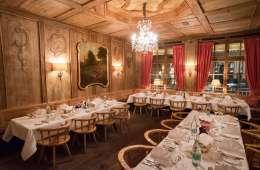 Spatenhaus, brasserie Munich: Le décor d'antan