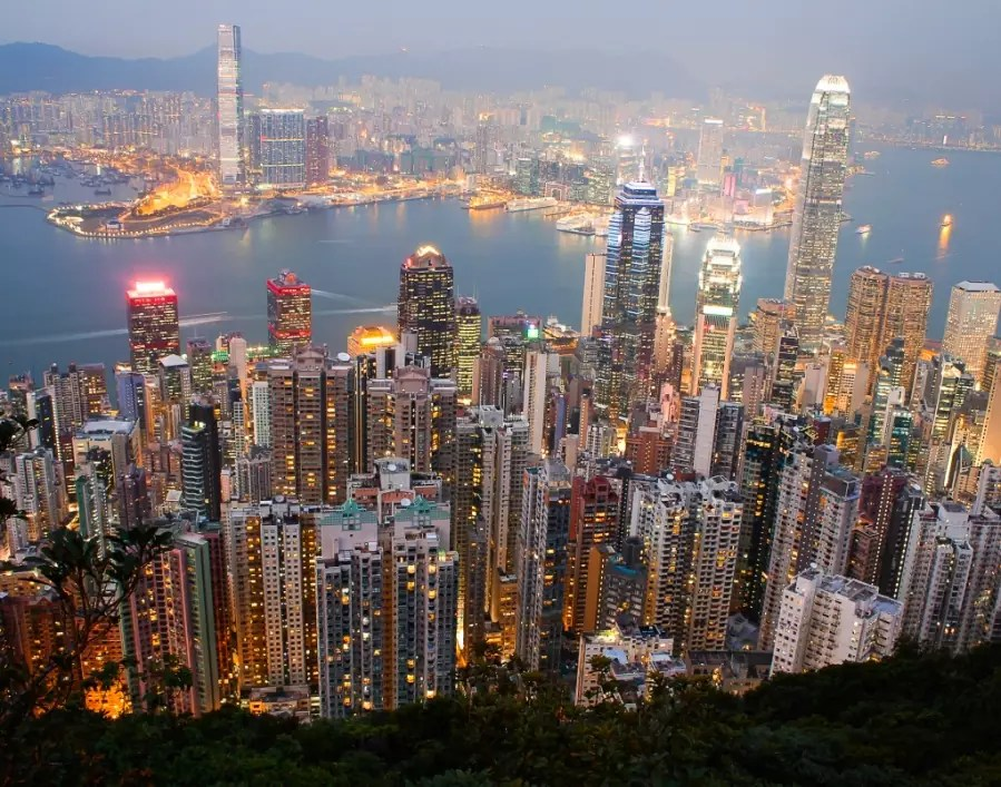 Hong Kong Travel Blog - This is a Copyright Free Picture