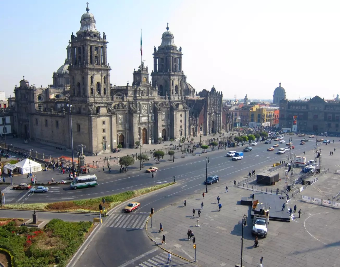Mexico City Where to stay in Mexico City