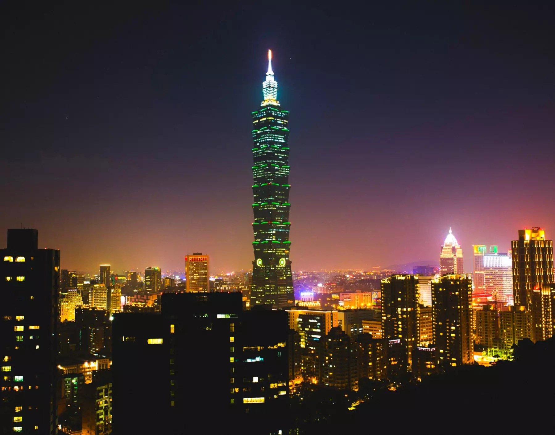 Taipei, Taiwan - This is a copyright-free photo - Nomad Life