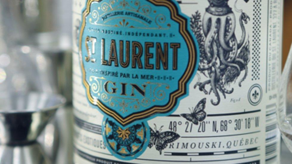 Le Gin St-Laurent