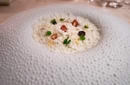 La Pergola, Rome - Foie gras parfait