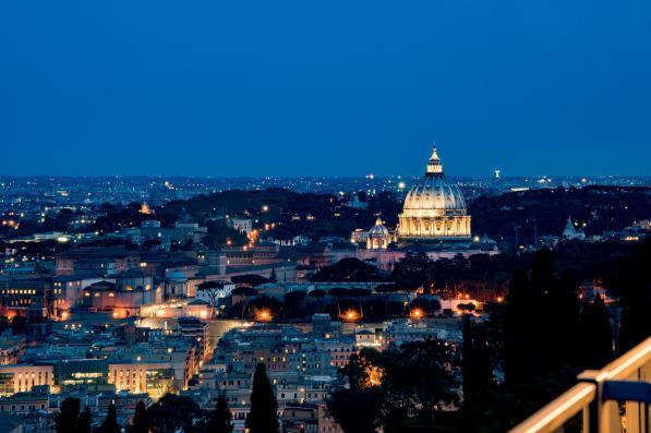 La Pergola, Rome - Le Vatican