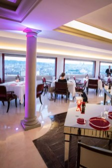 Imago Restaurant in Hassler Hotel Rome - The Dining Room