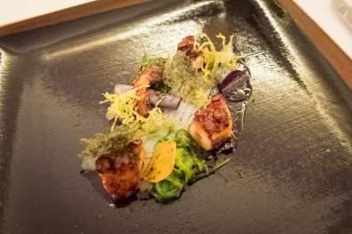 Restaurants à Rome: Imago Rome - Poulpe