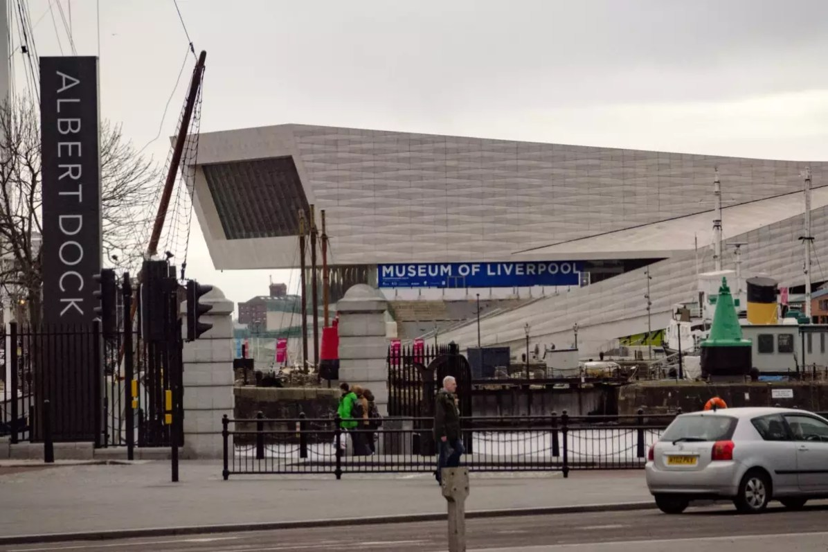 Beatles attractions in Liverpool - The Museum of Liverpool