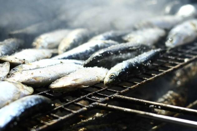 sardines manger lisbonne