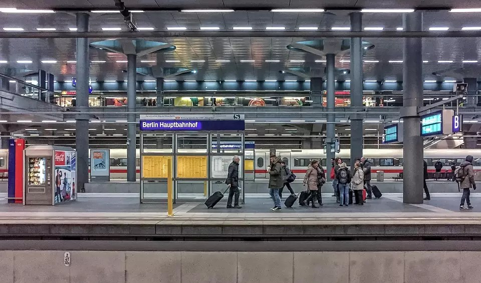 Berlin Travel Blog - This is a copyright free photo Where to stay in Berlin
