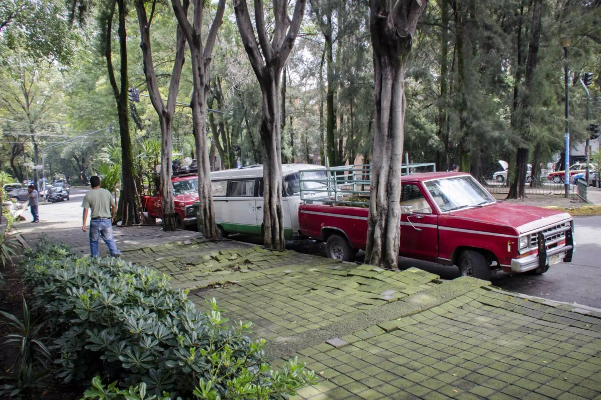 Where to Stay in Mexico City: Condesa - Roma - The Condesa district has its own special atmosphere
