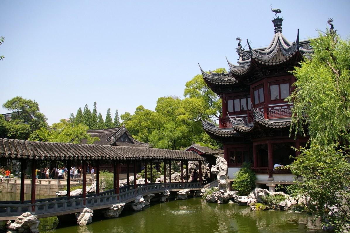 Shanghai Yuyuan Garden - CC0 / Public Domain