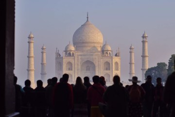 Vaccins Inde - pour voir le Taj en toute sérénité