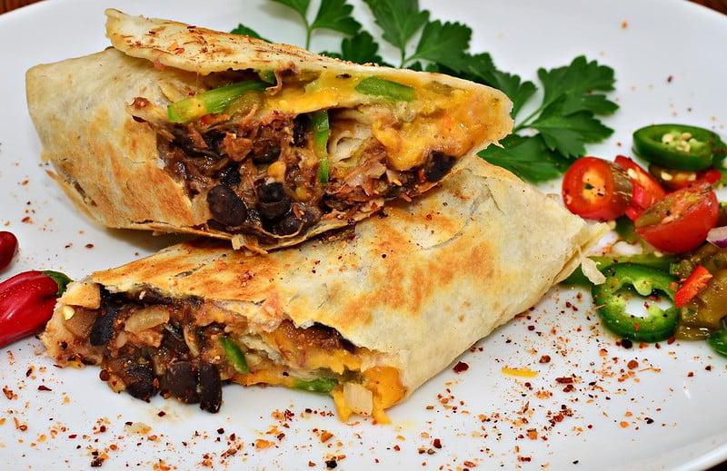 Burrito - photo by jeffreyw under CC BY 2.0